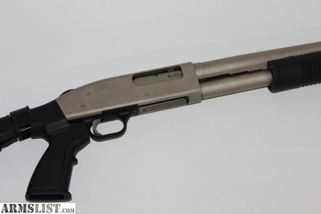 ARMSLIST - For Sale: Mossberg 590 Tactical Mariner 12 Gauge