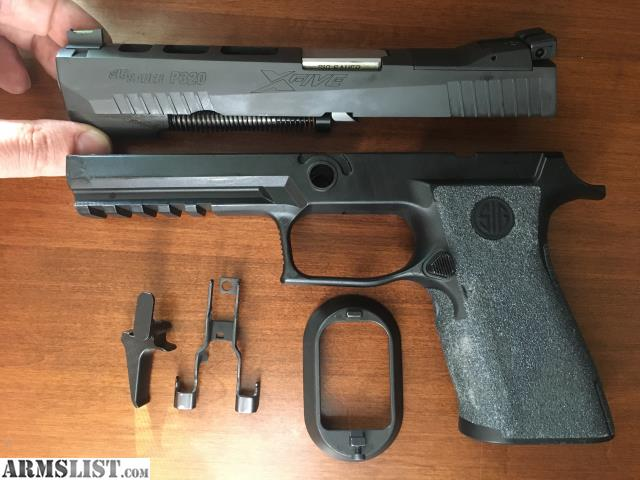 ARMSLIST - For Sale: P320 X5 Full Caliber Exchange Kit
