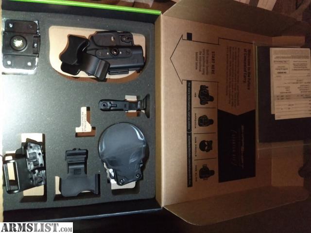 ARMSLIST - For Sale: Glock 43 Alien Gear 4 0 Shapeshifter