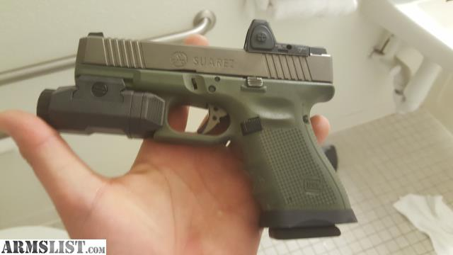 ARMSLIST - For Sale/Trade: Custom Glock 19