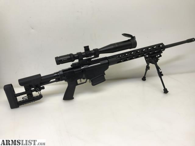 ruger rifle precision creedmoor rifles length armslist foldable