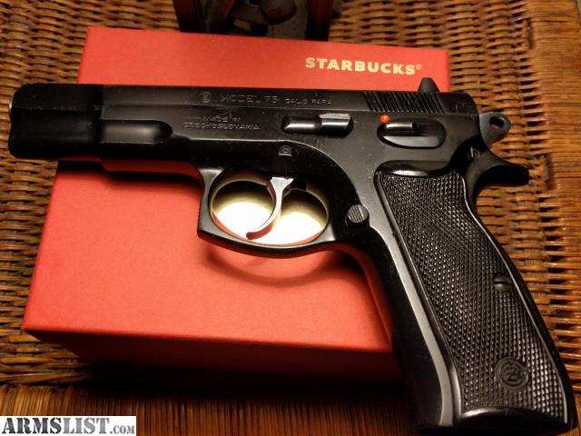 ARMSLIST - For Sale: CZ75 Pre-B CZ-75 with 2 magazines and case