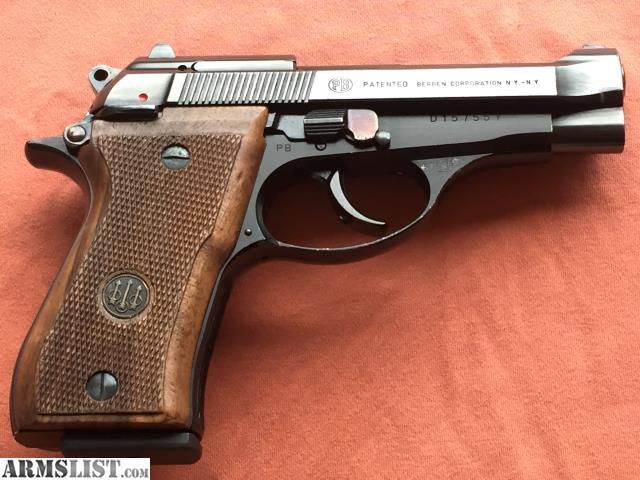 ARMSLIST - For Sale: Beretta 85BB single stack  380