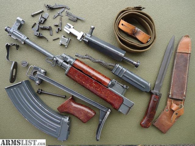 ARMSLIST - For Sale: VZ-58 Parts Kit 7 62x39mm