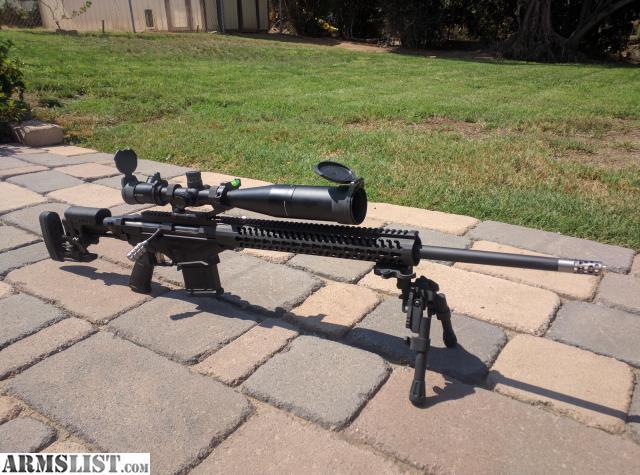 Precision Rifle Muzzle Brake