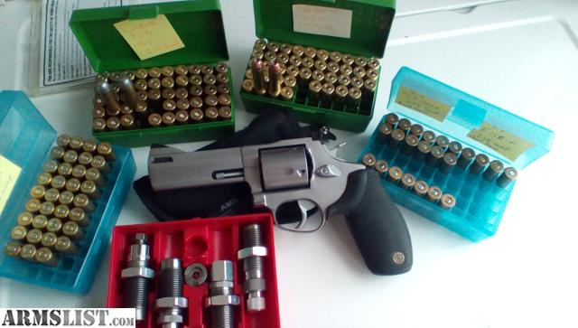 Taurus Model 460: For Sale: S&W Model 460 Revolver ( 460 S&W Mag