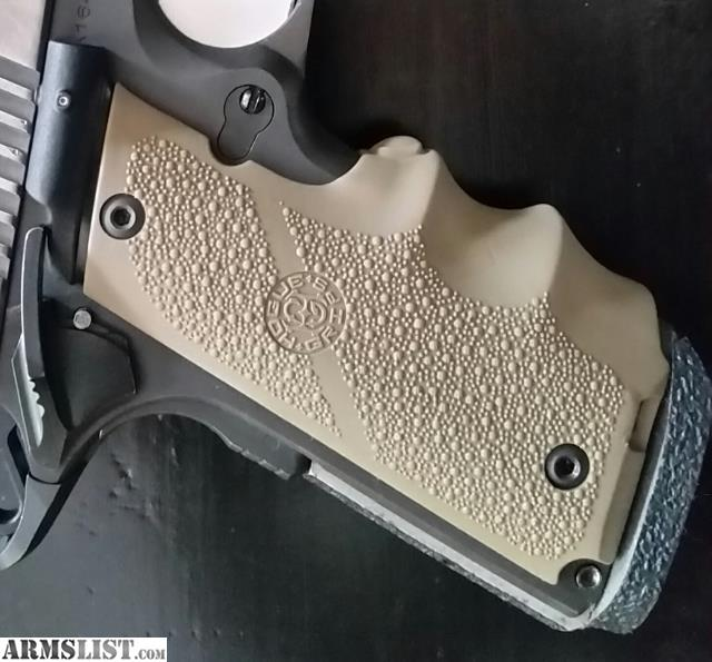 ARMSLIST - For Sale/Trade: 1911 Hogue Laser Grips