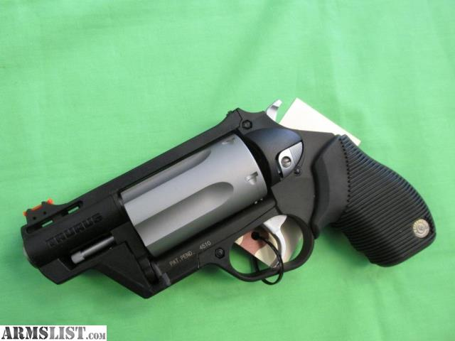 ARMSLIST - For Sale: Taurus Judge Stainless Public Defender