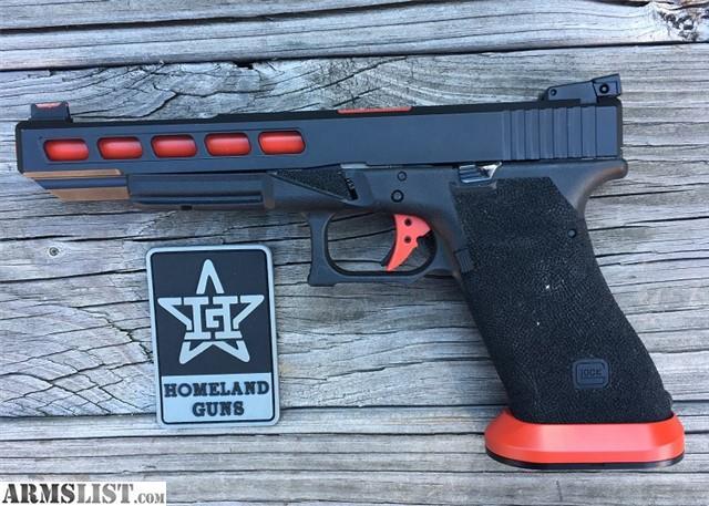 ARMSLIST - For Sale: Used Glock 17L 17 Long slide Custom Race Gun