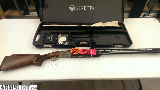 ARMSLIST - For Sale: USED Used Beretta Silver Pigeon III 34