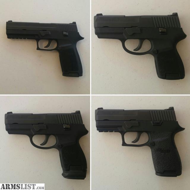 ARMSLIST - For Sale: Sig Sauer P250 2SUM 9mm