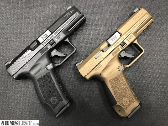 ARMSLIST - For Sale: New - Canik TP9DA 9mm Pistols on Sale!