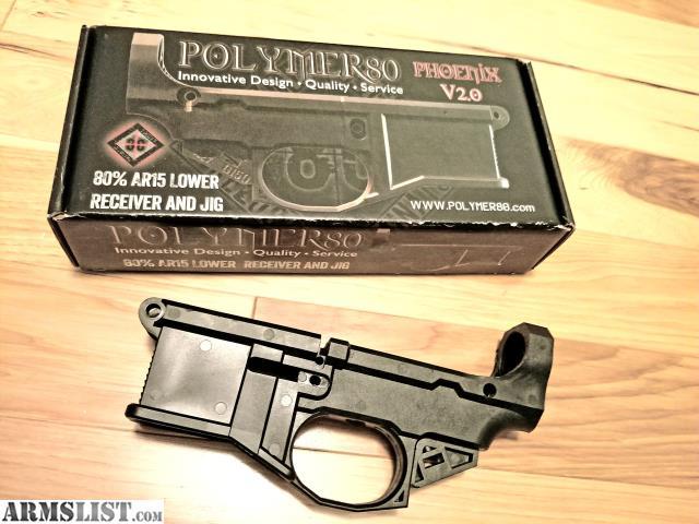 ARMSLIST - For Sale: NIB: Polymer80 G150 Phoenix V2 0 80% AR