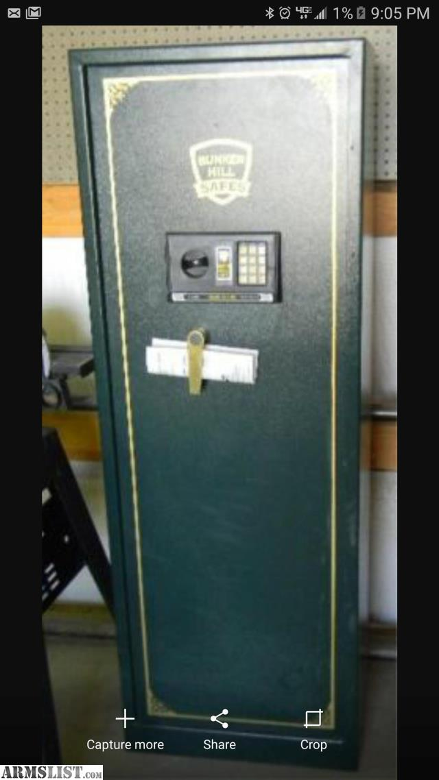 "What Is Freight Shipping >> ARMSLIST - For Sale: Bunkerhill 59"" digital safe"