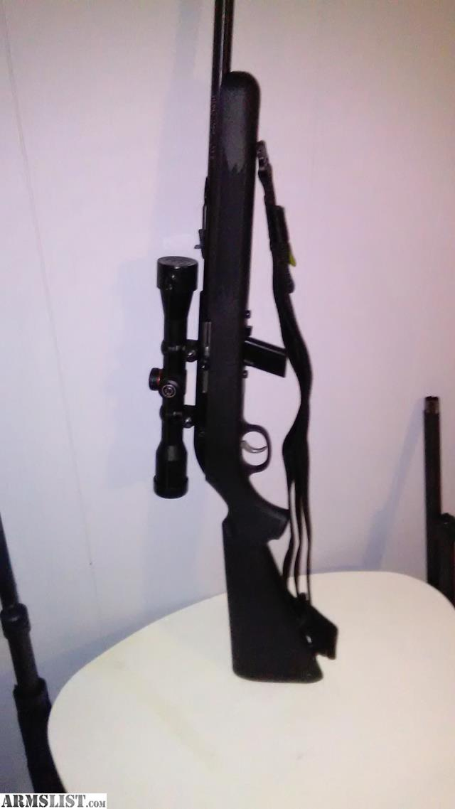 ARMSLIST - For Sale: Savage Model 64 22 LR Semi Auto With