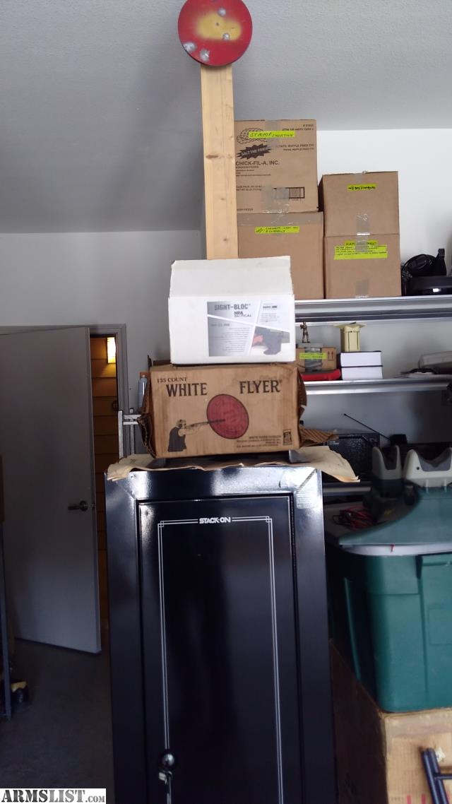 For Trade: Gun Safe & Many Items
