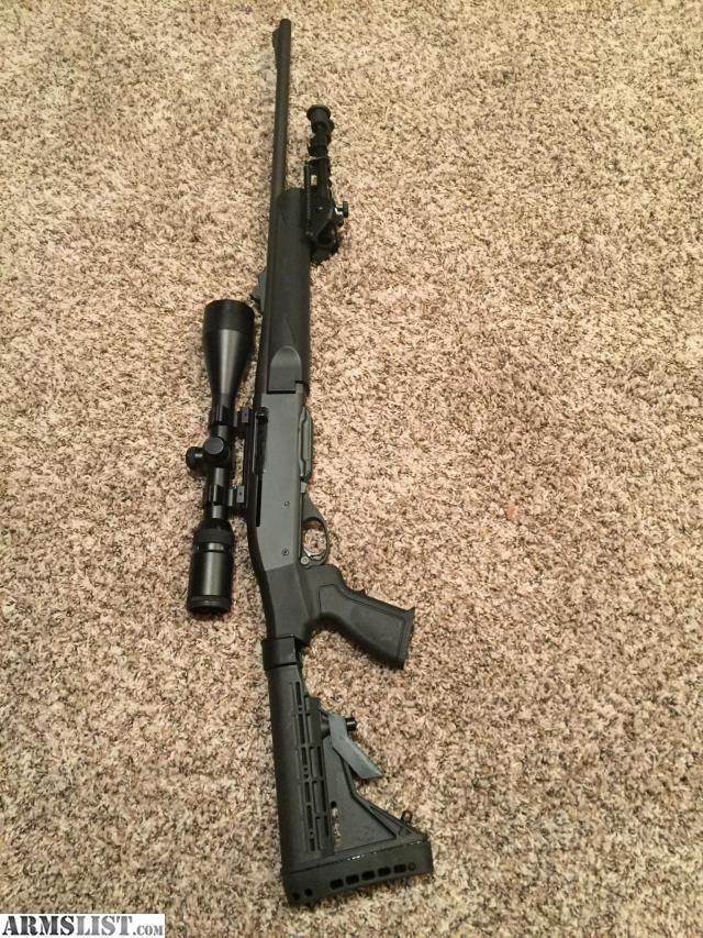 Armslist For Sale Remington 7400 Semi Auto Tactical 243
