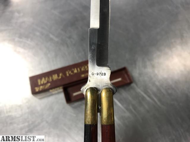 Armslist For Sale Vintage Taylor Seto G 972b Knife