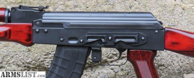 ARMSLIST - For Sale: Riley Defense RAK-47 Custom (7 62x39