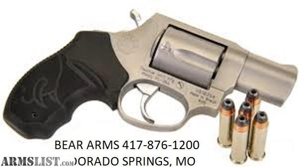 ARMSLIST - For Sale: Taurus 605 357 MAG STAINLESS STEEL