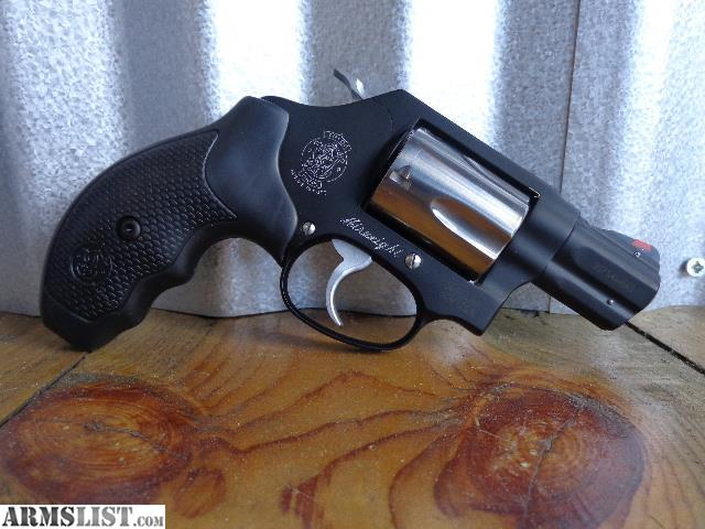 ARMSLIST - For Sale: Smith & Wesson 360 J Airweight .357 Mag Revolver