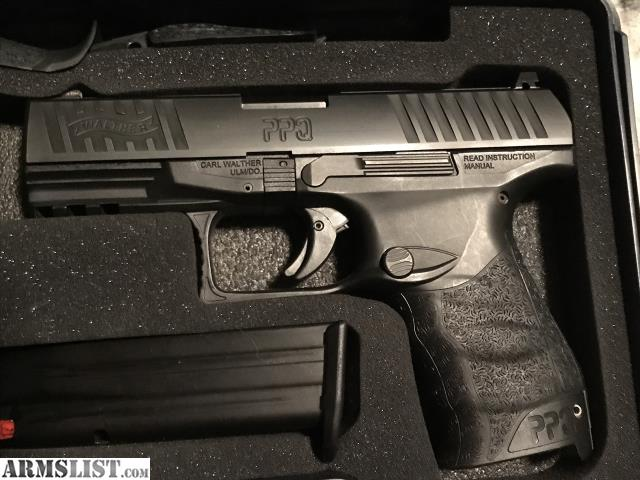 ARMSLIST - For Sale/Trade: Walther PPQ M2 with Extras