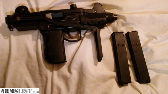 ARMSLIST - For Sale: Uzi  Replica Full Auto BB Gun
