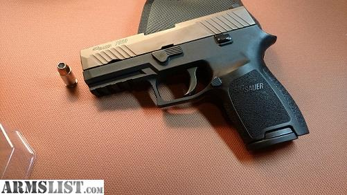 ARMSLIST - For Sale: Sig P320C 45 ACP ,Compact w/Extra Stuff