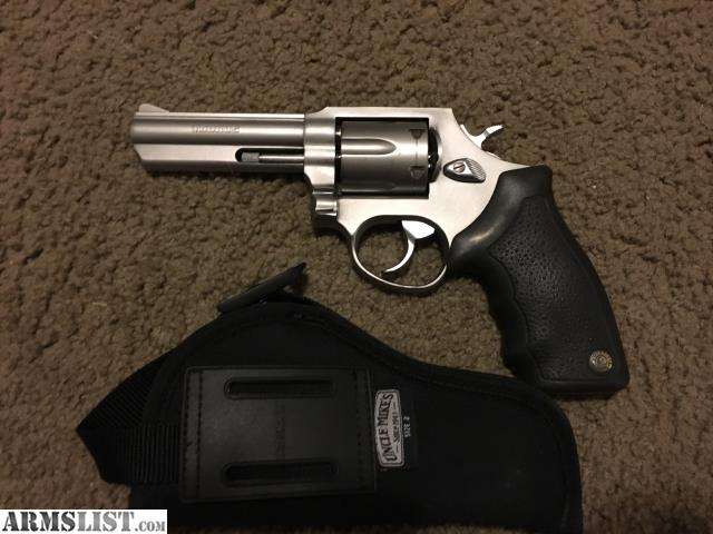 ARMSLIST - For Sale/Trade: Taurus model 65 stainless .357 ...
