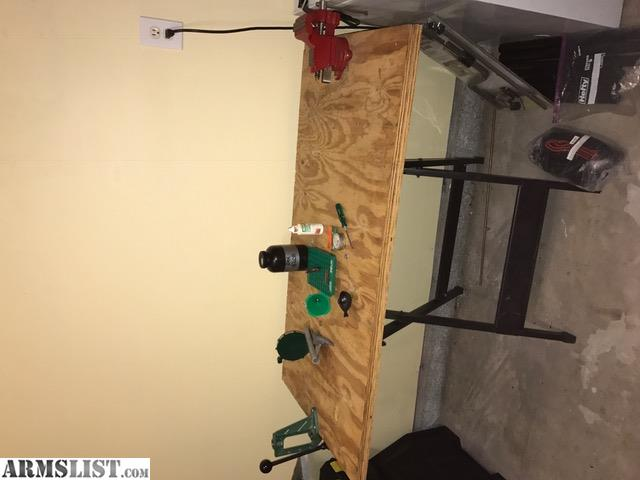 Armslist For Sale Folding Reloading Bench Bcbs Press