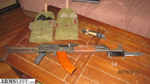 ARMSLIST - For Sale: M70AB2T AK47