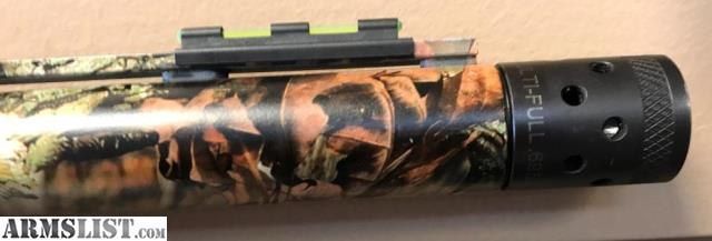 Mossberg thumb hole stock 835