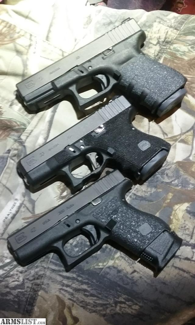 ARMSLIST - For Sale/Trade: Glock parts -extended controls