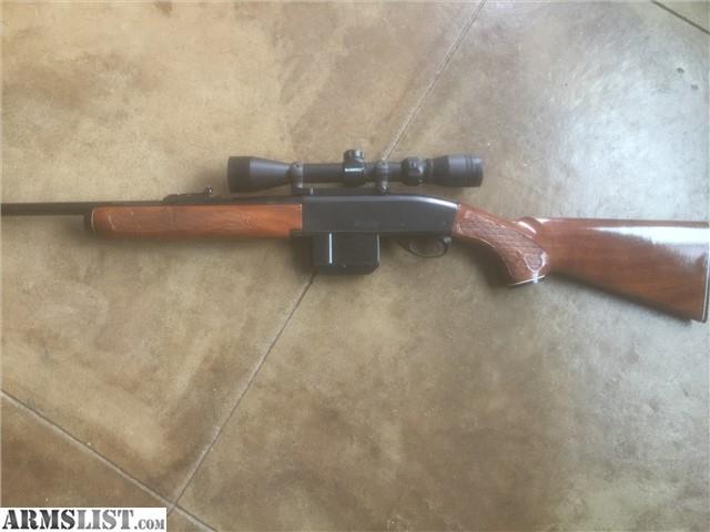 Armslist For Sale Remington 742 Ext Mag 30 06 400