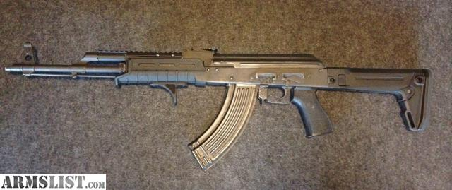 ARMSLIST - For Sale: AK47 WASR With Magpul Zhukov Ultimak Mags and Ammo!