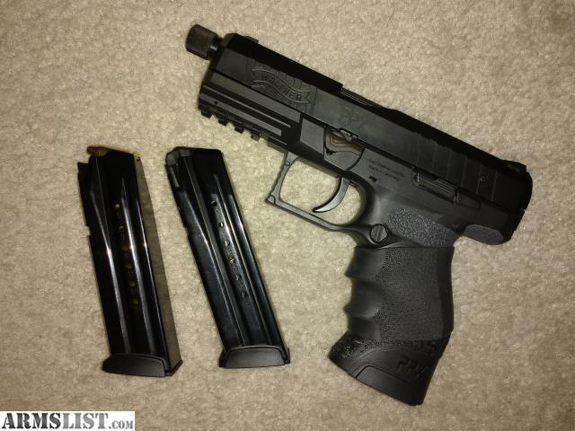 ARMSLIST - For Sale: Walther PPX 9mm Threaded Barrel