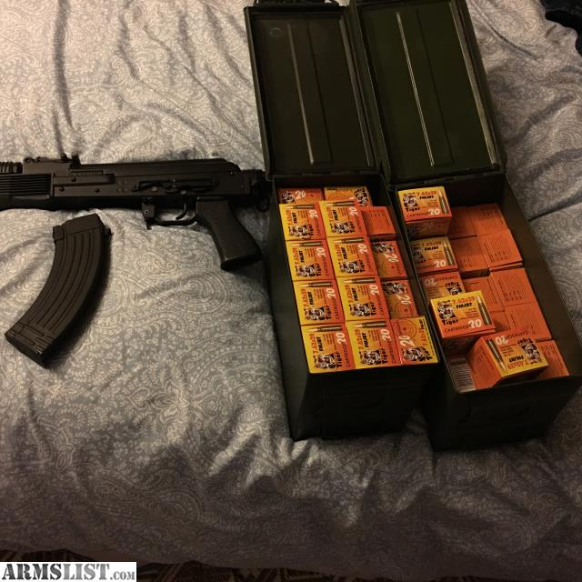 ARMSLIST - For Sale: Vepr FM AK47 (mags and ammo available)