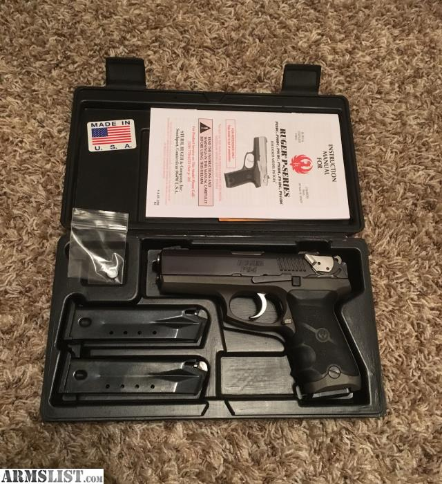 armslist for sale ruger p94 40s w 3 magazines in case exc rh armslist com ruger p94 owners manual ruger p94 40 cal owners manual