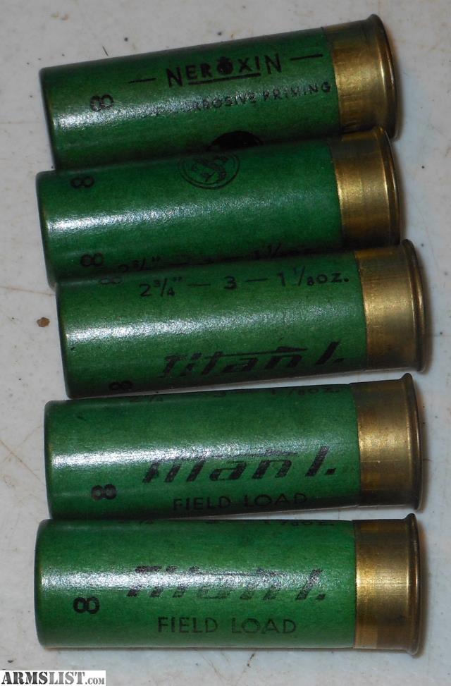 paper shotgun shells for sale