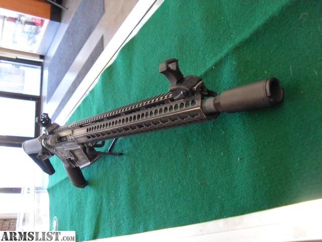 ARMSLIST - For Sale: Silent Shooter SSR-15 Modified