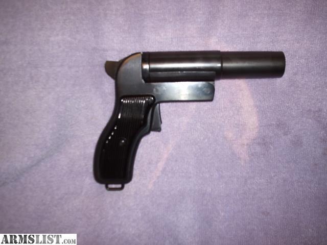 ARMSLIST - For Sale: Flare Gun