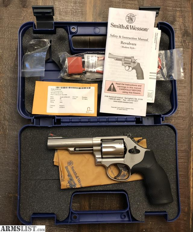 ARMSLIST - For Sale: Smith & Wesson Model 66-8 Combat Magnum