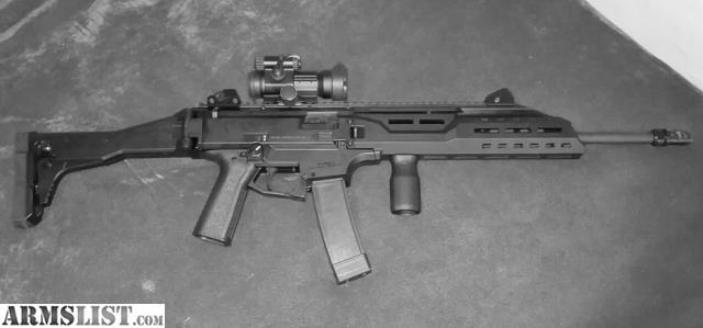 ARMSLIST - For Sale/Trade: CZ Scorpion Evo Carbine