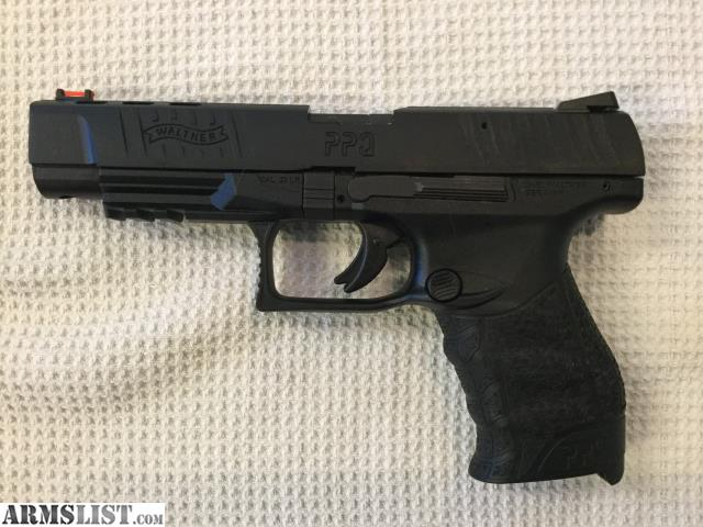 Walther PPQ 22 5 inch For Sale or Trade   Old Ads