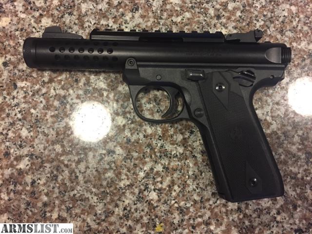Armslist For Sale Ruger Mk Iv Lite