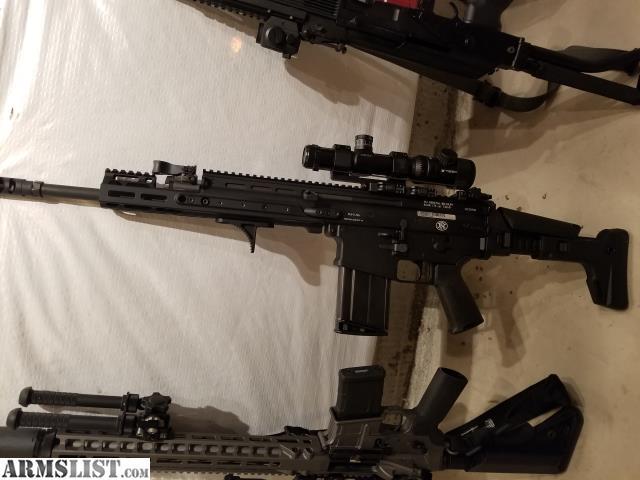 ARMSLIST - For Sale: Fn Scar 17 extras ammo sale
