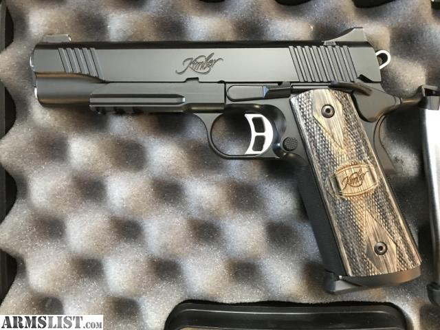 ARMSLIST - For Sale: Kimber Tactical Entry II 1911  45