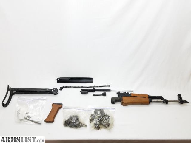 ARMSLIST - For Sale: Legion Arms AK Build Kit & Polish Underfolder
