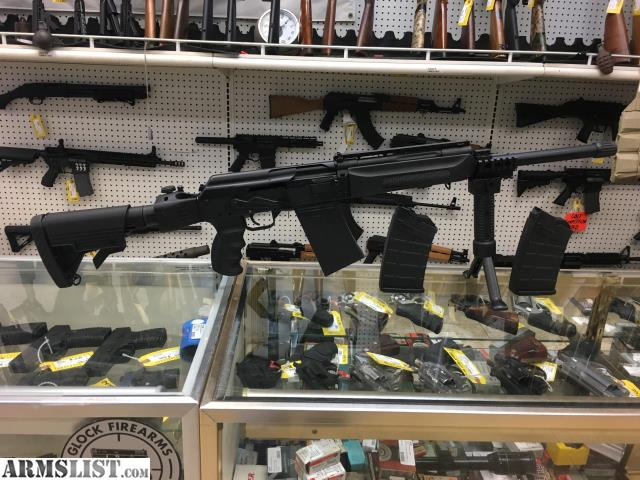 Armslist for sale saiga 12 guage w 3 mags bi pod tb for Golden nugget pawn jewelry holiday fl
