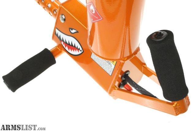 ARMSLIST - For Sale: XM42 Flamethrower - Orange | RH This is